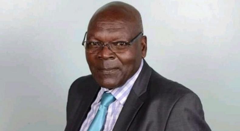 Bonchari MP John Oroo Oyioka is dead