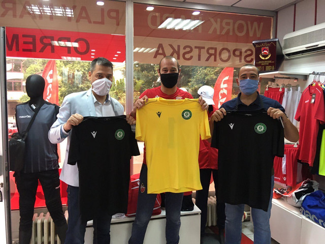 Savić, Borjan i Radivojević