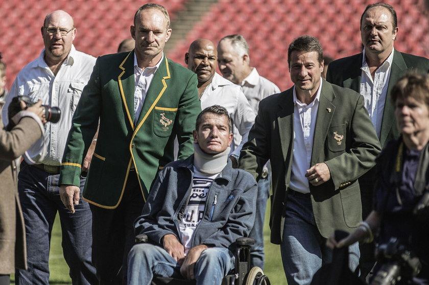 Nie żyje legenda rugby
