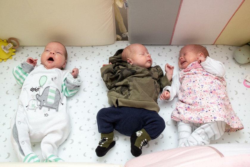 Nie wiedziała, że jest w ciąży bliźniaczej, przeszła in vitro
