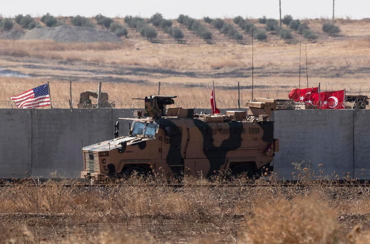 SAD, Turska, Sirija vojska EPA SEDAT SUNA