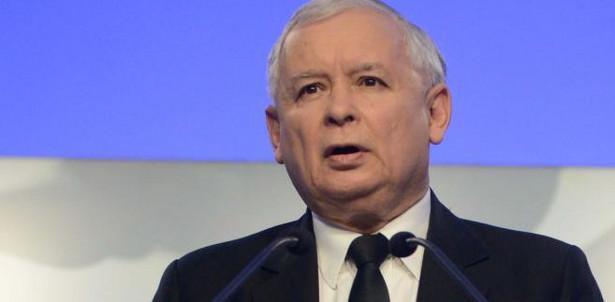 Jarosław Kaczyński PAP/Jakub Kamiński