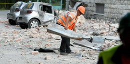 W Albanii zatrzęsła się ziemia. Kilkadziesiąt osób rannych
