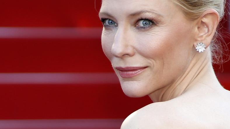"""Cate Blanchett na premierze """"Carol"""" w Cannes"""