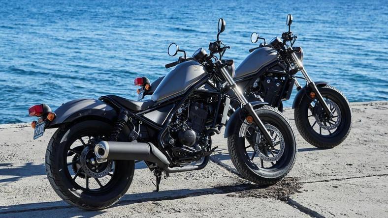 Rebel 2017 Nowy Model Hondy Moto