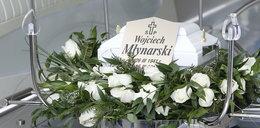 Znani na pogrzebie Wojciecha Młynarskiego. Były łzy i poruszające słowa