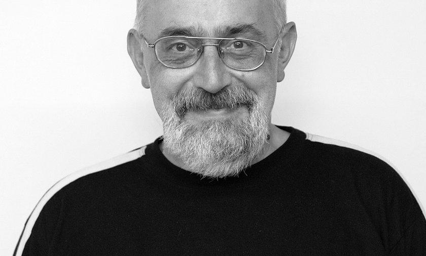 Andrzej Lewandowski († 59 l.), wrocławski dziennikarz sportowy
