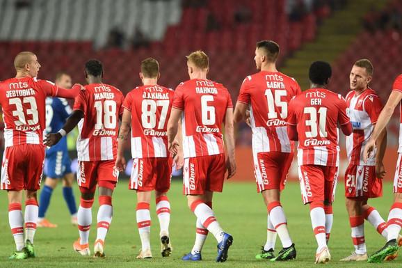 KUP SRBIJE SA MALIM ZAKAŠNJENJEM Evo kada fudbaleri Crvene zvezde igraju za plasman u četvrtfinale