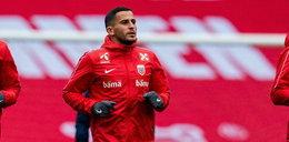 Znany piłkarz miał wypadek z fajerwerkami. Może stracić wzrok!