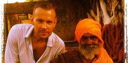 """Tak się bawi juror """"Top model"""" w Indiach"""