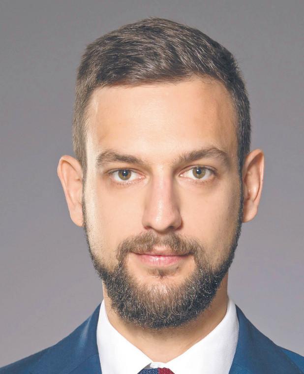 Mateusz Karciarz prawnik w Kancelarii Radców Prawnych Zygmunt Jerzmanowski i Wspólnicy sp. k. w Poznaniu