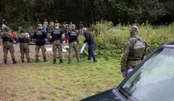 MON zdecydowało o budowie umocnień na granicy polsko-białoruskiej