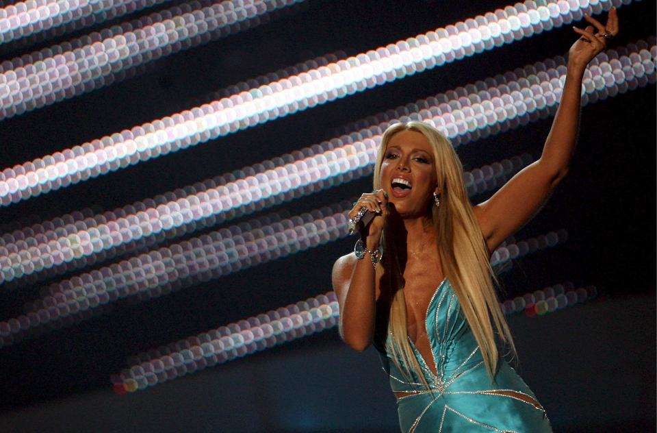 Eurowizja 2008: Isis Gee - 24. miejsce