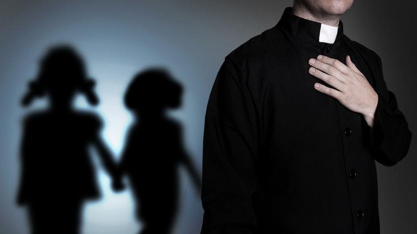 Aż 100 przypadków pedofilii wśród duchownych.