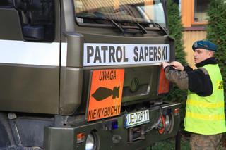 Podkarpackie: Pocisk moździerzowy obok szkoły. Placówka ewakuowana
