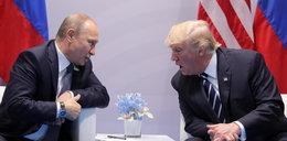 O czym rozmawiał Trump z Putinem?