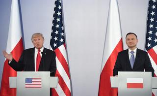 Przemówienie Trumpa: Amerykanie i Polacy cenią indywidualną wolność