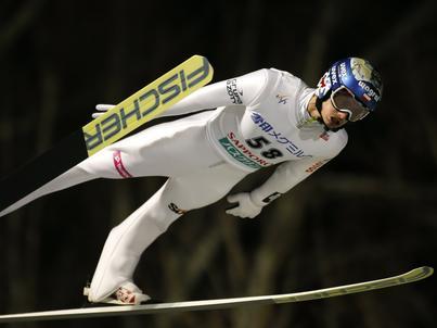 Maciej Kot jest 8. w historii polskim zwycięzcą Pucharu Świata w skokach narciarskich