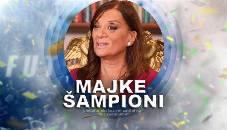 MAJKE SAMPIONI 19 MARINA SAVIC