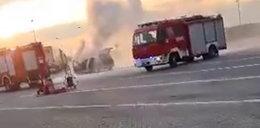 Samochód Zuzi walczącej z SMA stanął w płomieniach. Rodzina załamana. Jak wiele zła może ich jeszcze spotkać?