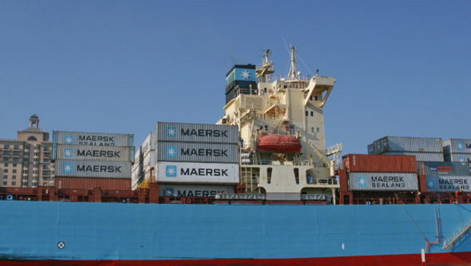 Kontenerowiec Maersk