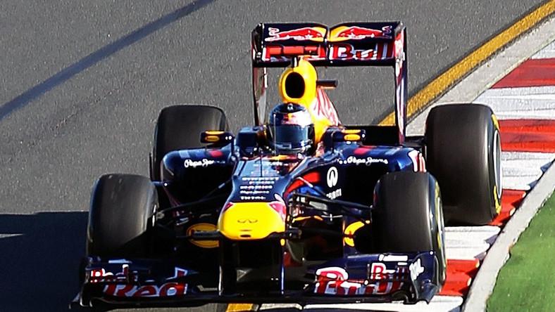 Sebastian Vettel był najszybszy w Australii