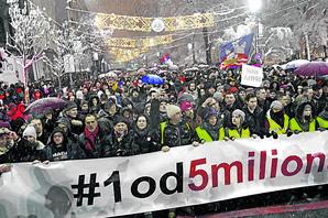 KOLIKI SU DOMETI PROTESTA? Najozbiljnije okupljanje od 2012, ali za uspeh NEDOSTAJE VAŽNA STVAR