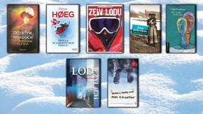 Książki o lodzie, śniegu, mrozie, czyli coś na ochłodę