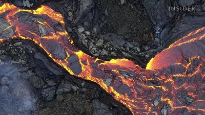 How volcanologists sample lava from hard to almost impossible