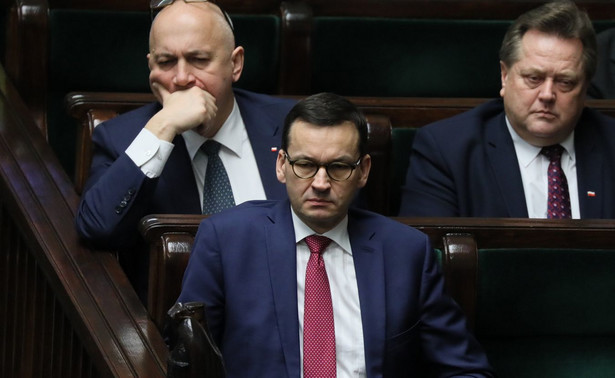 Premier Mateusz Morawiecki przekonywał, że wszystko jest policzone. Konkretów nie było, a rachunki, które pokazywał, były bardzo orientacyjne.