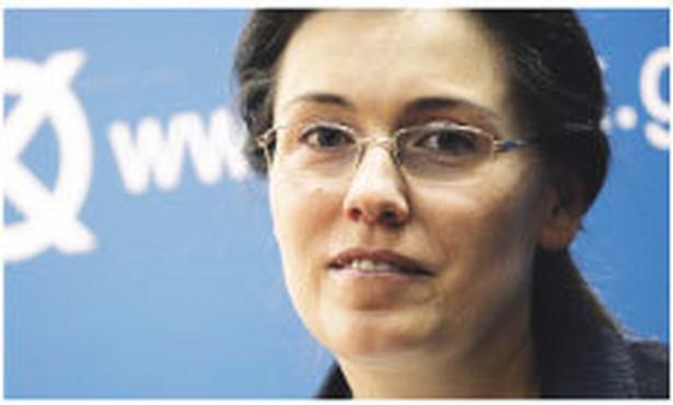 Małgorzata Krasnodębska-Tomkiel, prezes Urzędu Ochrony Konkurencji i Konsumentów. Fot. DGP