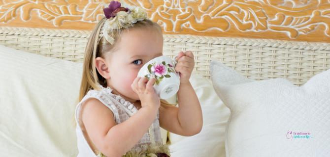 Za upotrebu čajeva kod dece, doziranje količine čaja je veoma važno