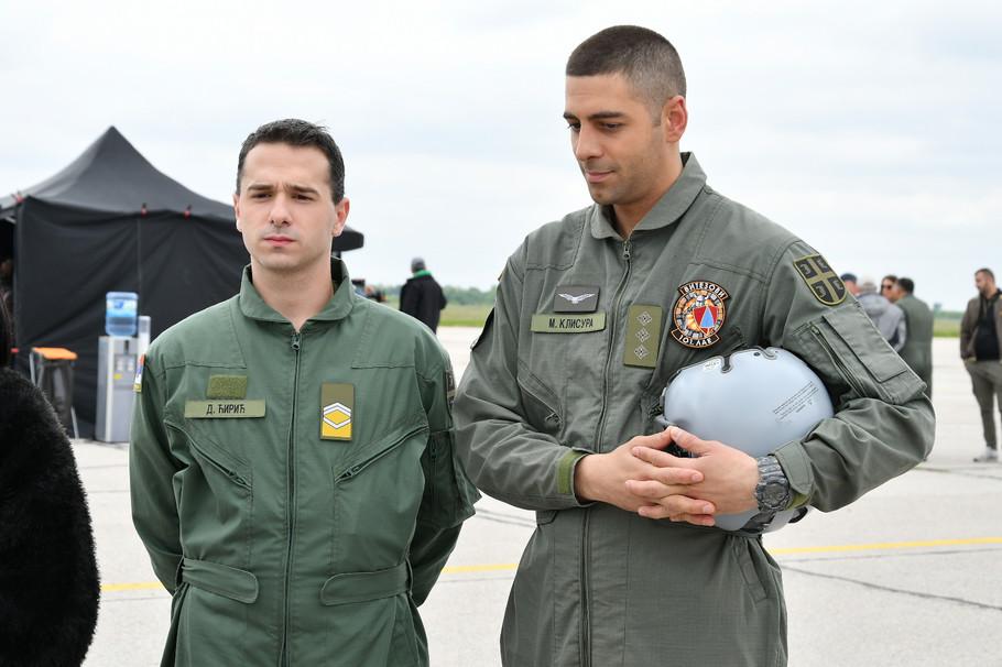 Đorđe Kreća i Ivan Mihailović