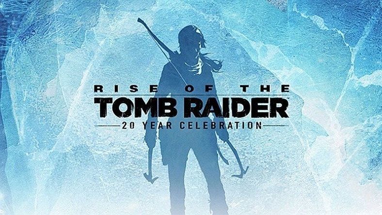 Lara vs zombie na nowym materiale z Rise of the Tomb Raider: 20 Year Celebration