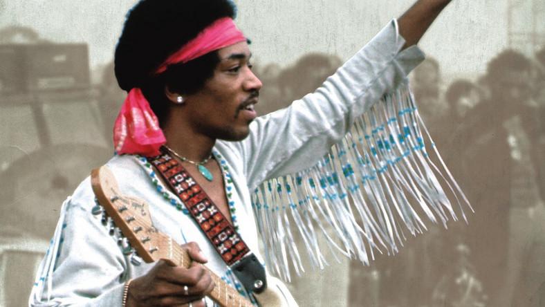 """Jimi Hendrix wrócił. Z okazji 70. rocznicy urodzin wirtuoza gitary pojawia się na rynku album """"People, Hell & Angels"""", zawierający dwanaście jego wcześniej niepublikowanych nagrań studyjnych, które powstały w latach 1968-1970 poza oryginalnym trio Jimi Hendrix Experience"""