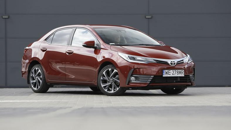 Chłodny Toyota Corolla 1.6 - zwyczajnie dobre auto (Test, Opinie, Dane WQ31