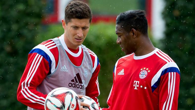 Lewandowski zaczął treningi w Bayernie