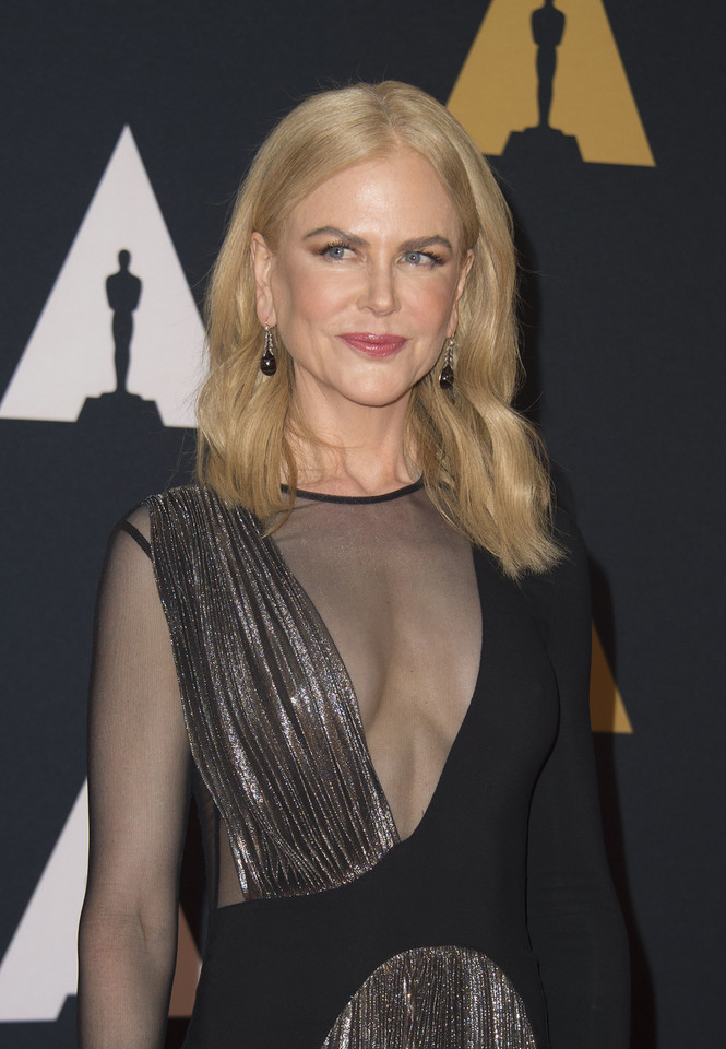 Nicole Kidman na Annual Governors Awards