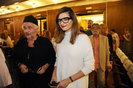 Holivud je obožava, govori četiri jezika, igra fudbal, a muž joj je OPASAN FRAJER: Ko je lepa Stana koja je sinoć bila u Beogradu