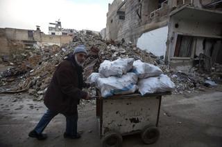Wznowienie ewakuacji Aleppo pod nadzorem Czerwonego Krzyża i Czerwonego Półksiężyca