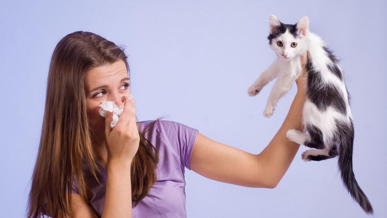 Nieleczona alergia może prowadzić do astmy oskrzelowe