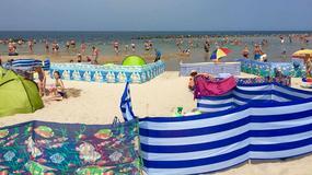 Burmistrz Darłowa chce plaży bez parawanów