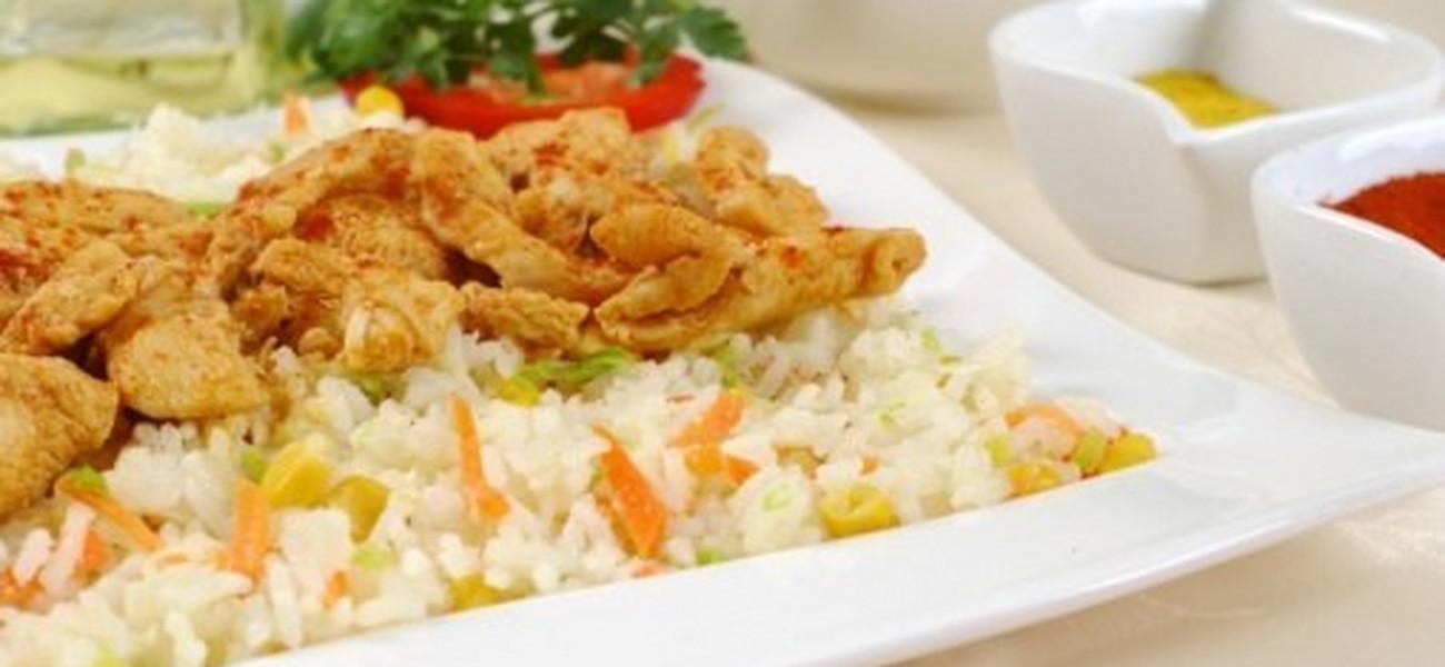 Kuchnia Arabska Ryz Z Kurczakiem