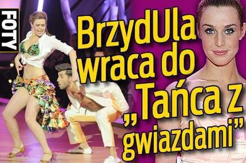 """Brzydula wraca do """"Tańca z gwiazdami"""""""