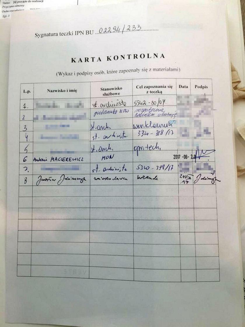Czego się boi Antoni Macierewicz