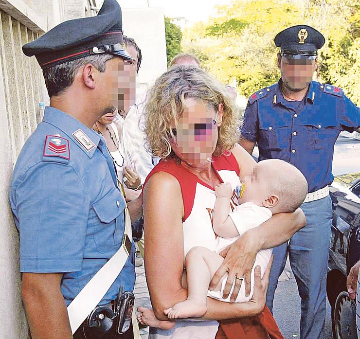 U milanskoj bolnici kažu da se beba oseća dobro, ali će narednih nekoliko dana ostati na opservaciji i pod nadzorom lekara
