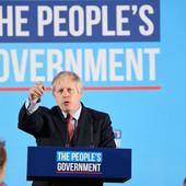 """""""HAJDE DA ZAVRŠIMO BREGZIT!"""" Izbori u Britaniji: Džonson slavi najveću pobedu konzervativaca još od Margaret Tačer, Korbinu pozivi da da ostavku"""