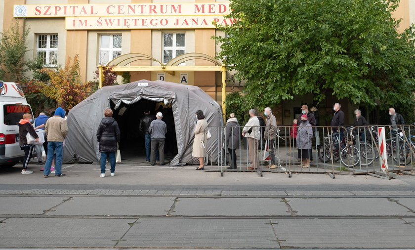 W szpitalu HCP będą oddziały covidowe