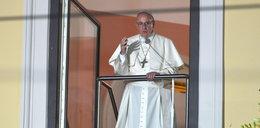 Papież przy Franciszkańskiej wspomniał Maćka. Pielgrzymi płakali