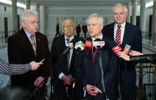 Jarosław Gowin: Czasy bezpieczeństwa i pokoju niestety są za nami